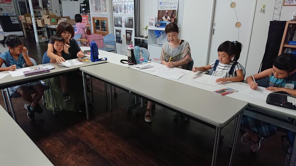 【2019夏親子マネー講座in香川】 「親子おこづかい会議(ブタ)」を開催